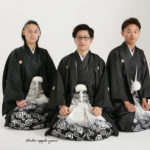成人式 羽織袴♪
